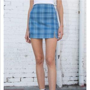 NWT Brandy Melville Cara Skirt One Size ($26)